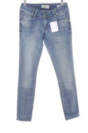 Colins Skinny Jeans blassblau Casual-Look