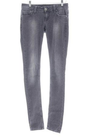 Colins Skinny Jeans mehrfarbig Used-Optik