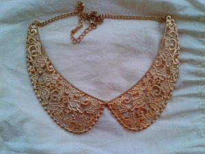 Collar-Kette in Gold