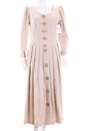 Collection Kleid creme Country-Look