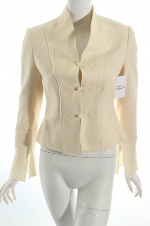 Collection Kurzjacke creme 80ies-Stil