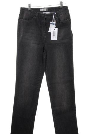 """Collection L Slim Jeans """"Paris"""" anthrazit"""