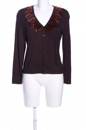 Collection Longsleeve brown casual look