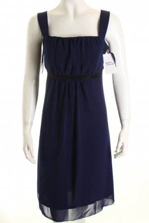 Collection Paris Empirekleid blau Elegant