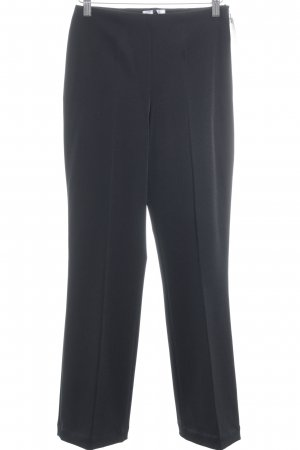 Collection Pantalone jersey nero stile professionale
