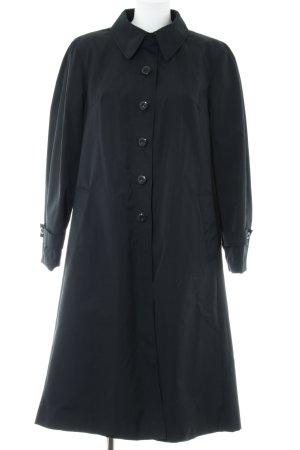 Collection Trenchcoat schwarz klassischer Stil