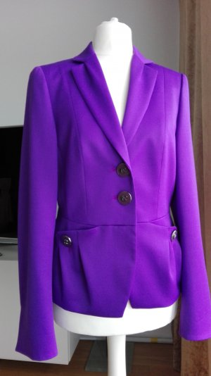 Collection Wolfgang Ley VINTAGE Blazer lila Gr. 34
