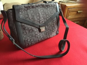 Calvin Klein Business Bag dark grey-grey