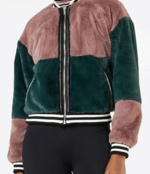 Noisy May Veste multicolore