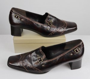 Gabor Comfort Zapatos formales sin cordones multicolor Cuero