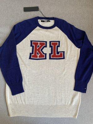 College Style Pulli von Karl Lagerfeld NEU