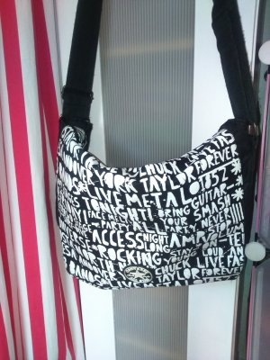 Converse College Bag white-black