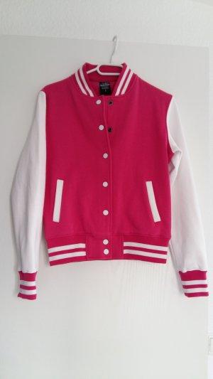 Urban Classics College Jacket multicolored