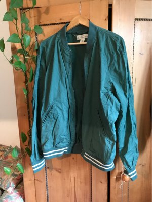 H&M L.O.G.G. College jack bos Groen-wit