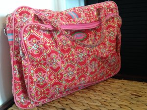 Oilily Bolso estilo universitario multicolor