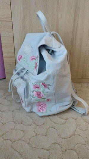 Coller Rucksack aus Jeansstoff
