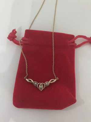 Collier 375 gold