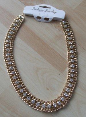 Collier - Halskette - auffallend - NEU