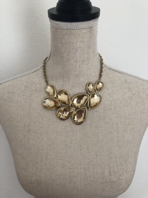 Collier in gold
