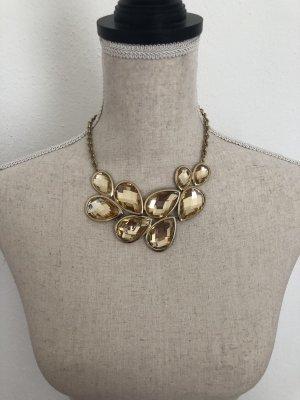 Bijou Brigitte Collier Necklace gold-colored