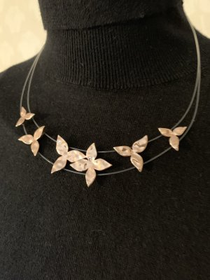Collier *IVY* in Roségold