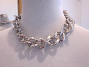 Collier Kette Silber leicht