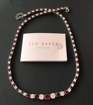 Ted baker Collier Necklace silver-colored