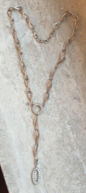 Zilveren ketting zilver Metaal