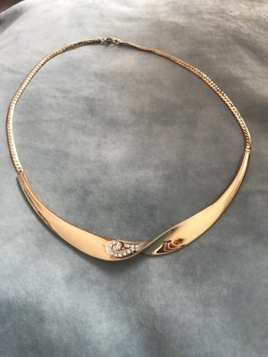 Pierre Lang Collier goud-wit