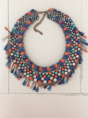 Zara Collier Necklace multicolored