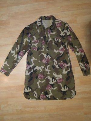 COLLOSEUM Kleid Gr. S Camouflage Blumen