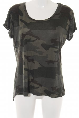 Colloseum T-Shirt Camouflagemuster Casual-Look
