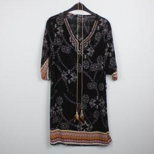 Colloseum Tunic Dress multicolored viscose