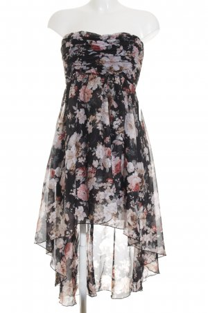 Colloseum Vokuhila-Kleid florales Muster Elegant