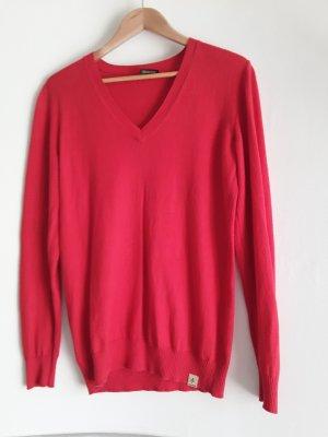 Colmar Damen Pullover Rot