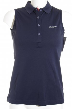Colmar Muscle Shirt dark blue athletic style