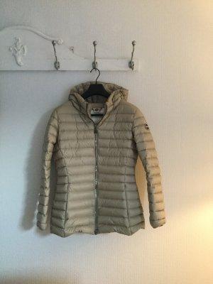 Colmar Quilted Jacket beige-camel polyester