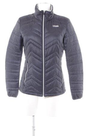 Colmar Quilted Jacket dark blue casual look