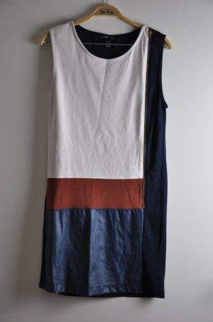Colorblock Minikleid von Mango