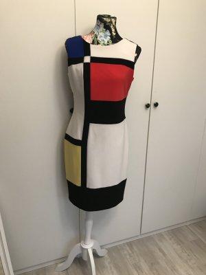 Colorblocking Kleid