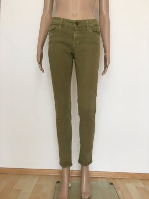Rich & Royal Slim jeans olijfgroen