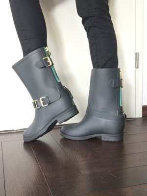 Colors of California Wellies grey