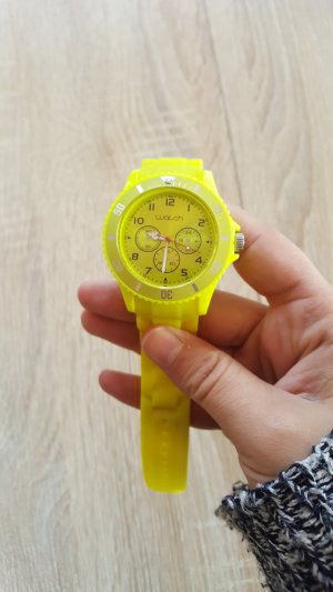 Colour Watch in Gelb