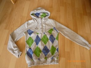 Colours of the World Hooded Sweater multicolored