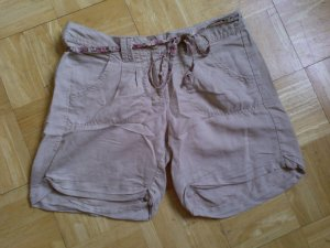 Colours of the World Shorts Leinen beige Gr. 34