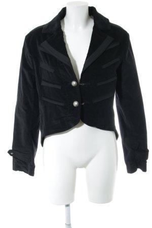 Colours of the World Tuxedo Blazer black extravagant style