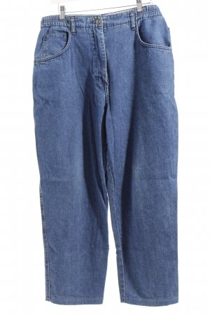 ColourVille 3/4 Jeans stahlblau Casual-Look