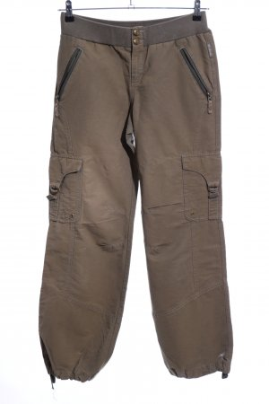Columbia Cargo Pants brown casual look