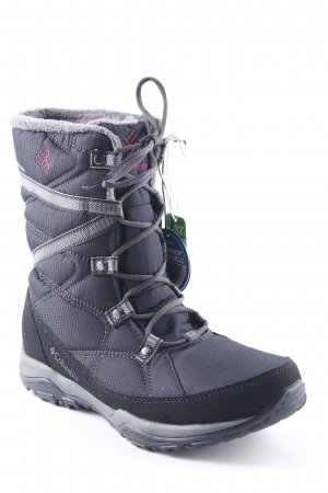 Columbia Halbstiefel anthrazit-grau Casual-Look
