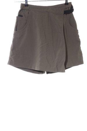 Columbia Culotte Skirt khaki casual look